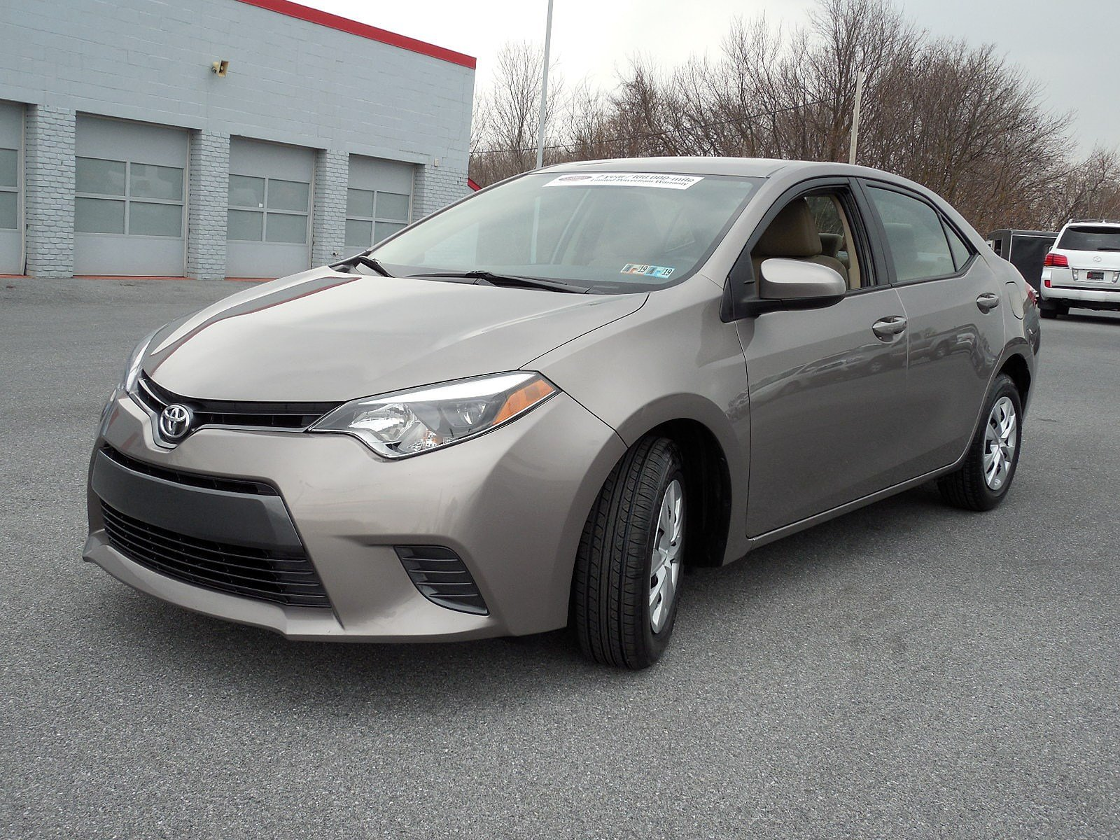 Certified Pre Owned 2015 Toyota Corolla LE ECO 4dr Car in East