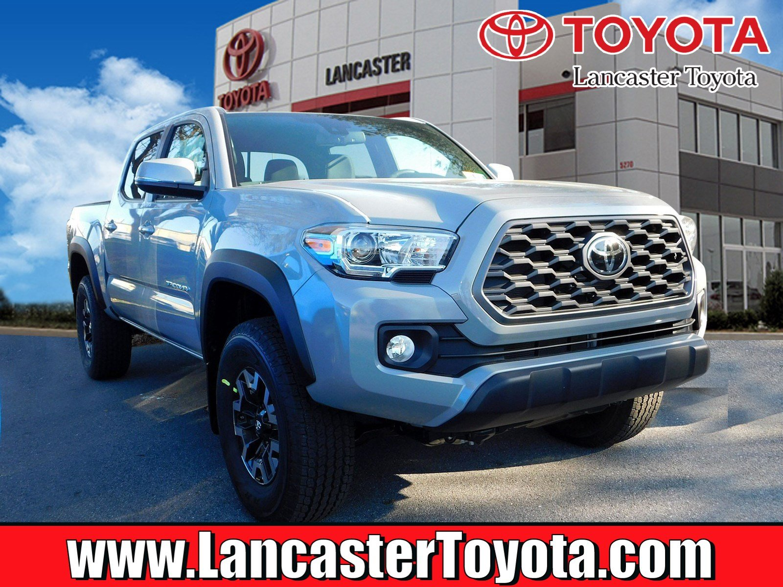 New 2020 Toyota Tacoma Trd Off Road Trd Off Road Double Cab 5 Bed V6 At Natl