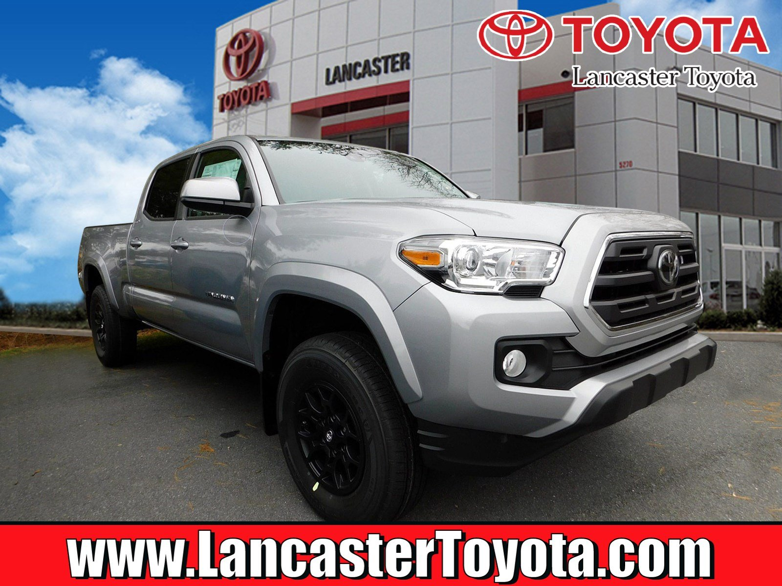 New 2019 Toyota Tacoma Sr5 Double Cab In East Petersburg 11923