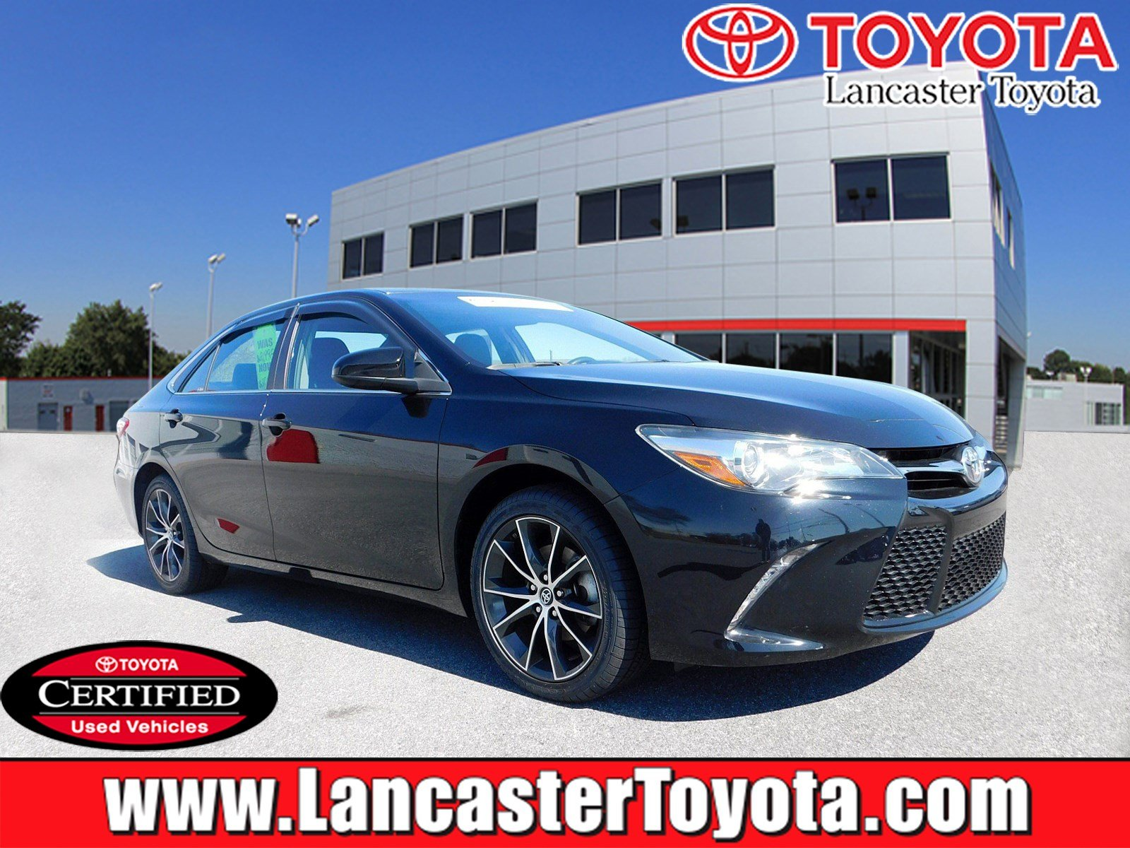Certified Pre-Owned 2016 Toyota Camry XSE