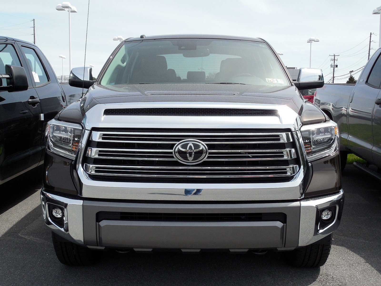 New 2018 Toyota Tundra 1794 Edition CrewMax in East Petersburg