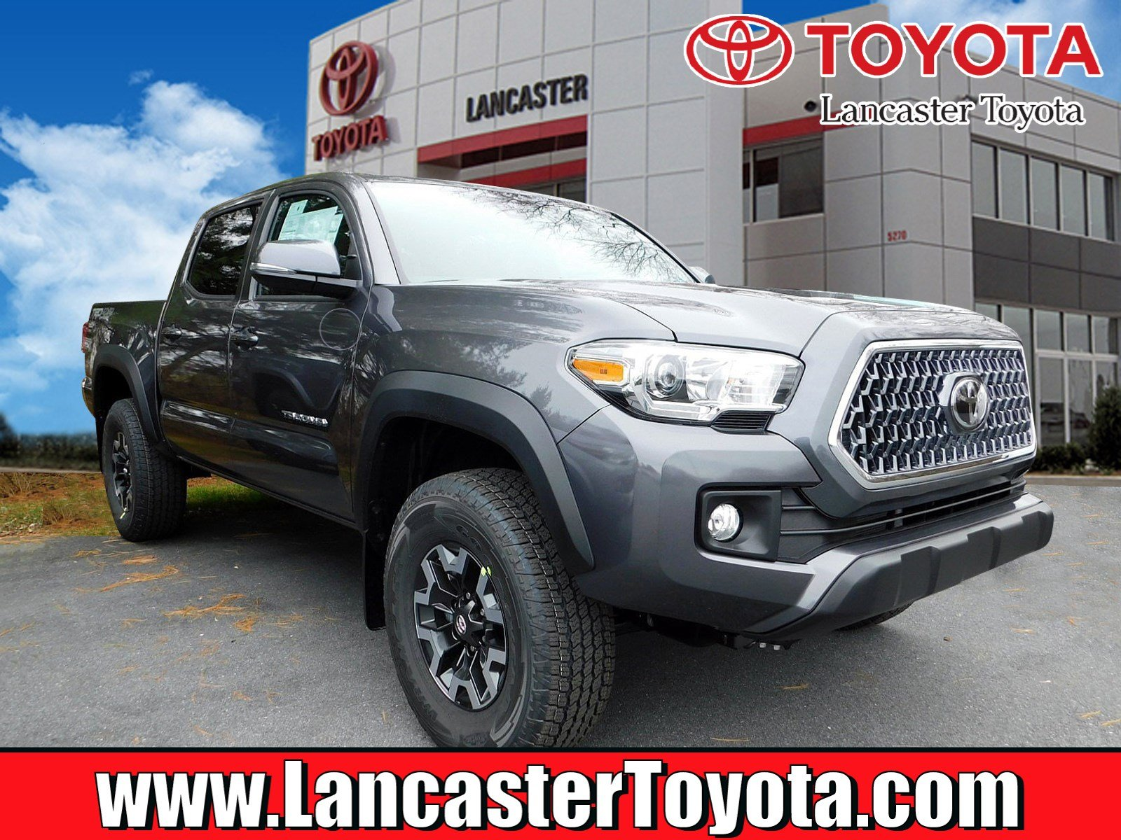 New 2019 Toyota Tacoma Trd Off Road Double Cab In East Petersburg