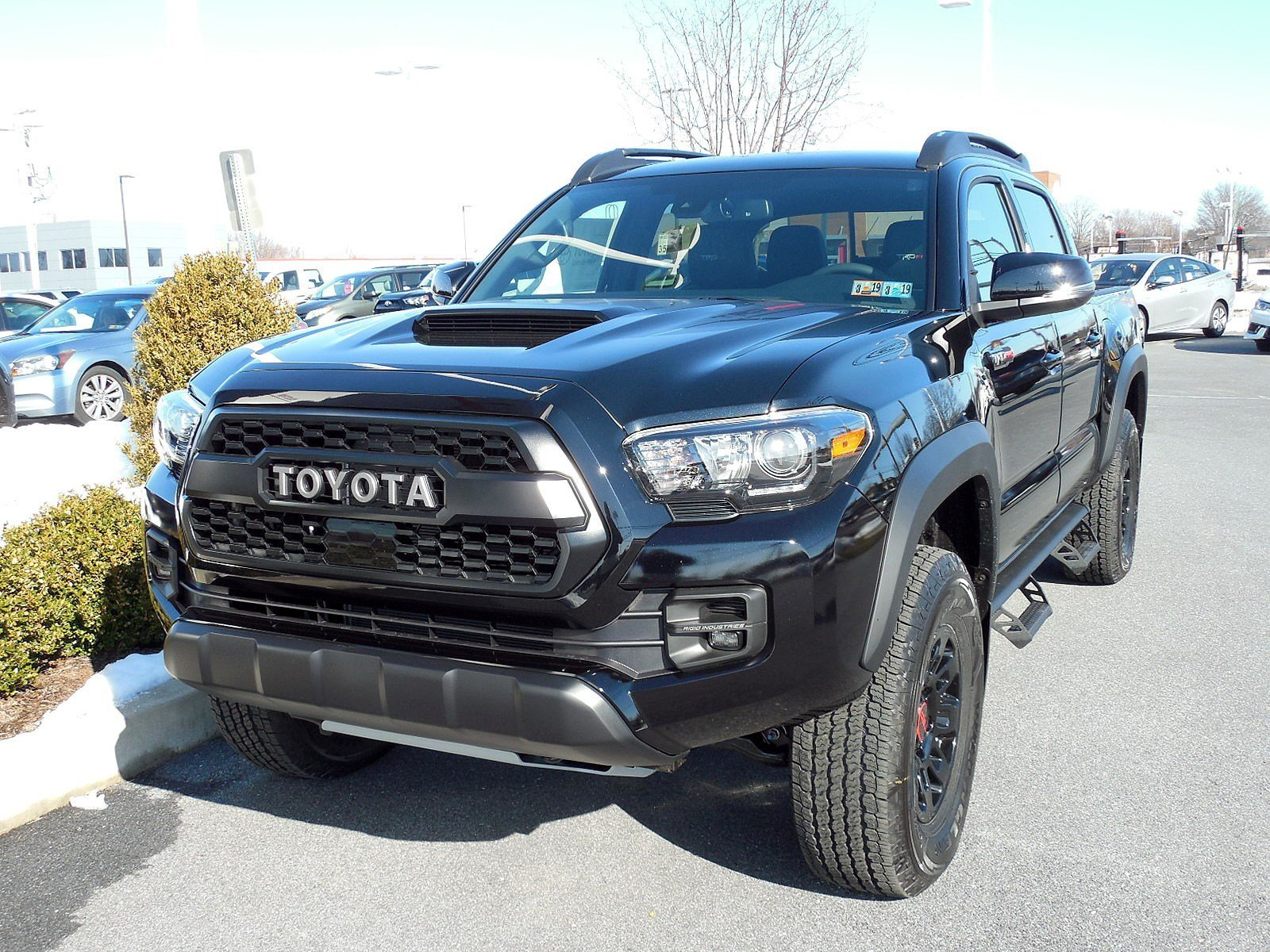 New 2018 Toyota Tacoma Trd Pro Double Cab In East