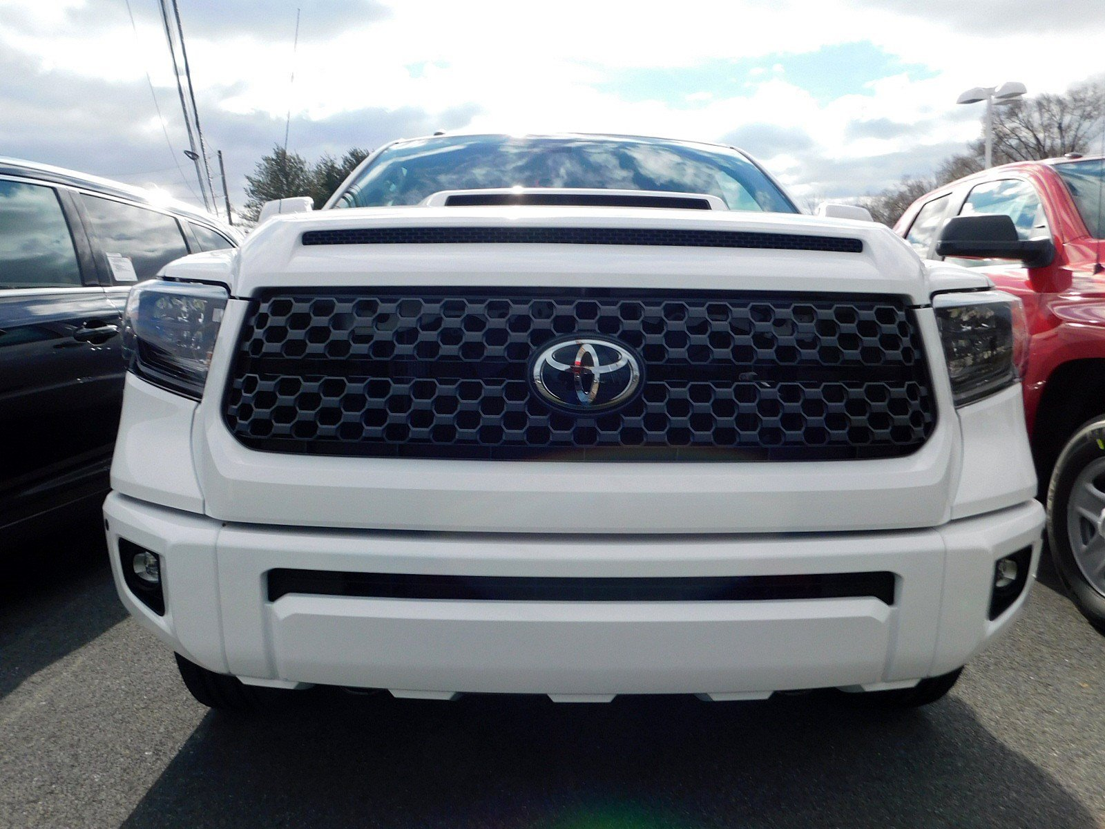 New 2019 Toyota Tundra Sr5 Crewmax In East Petersburg 11776