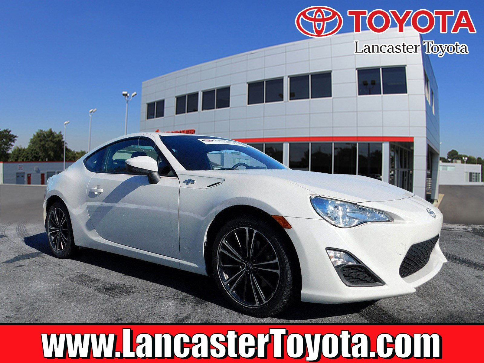 Pre Owned 2016 Scion Fr S