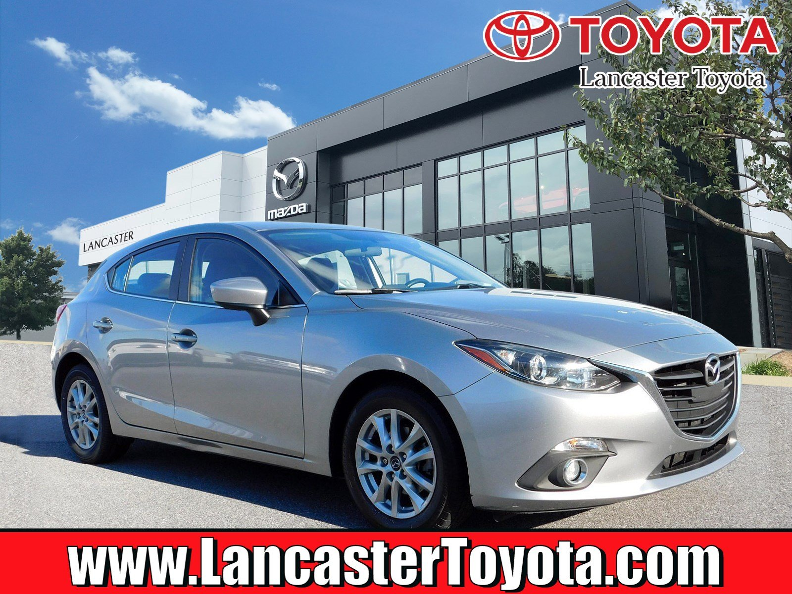 Pre-Owned 2014 Mazda3 i Grand Touring