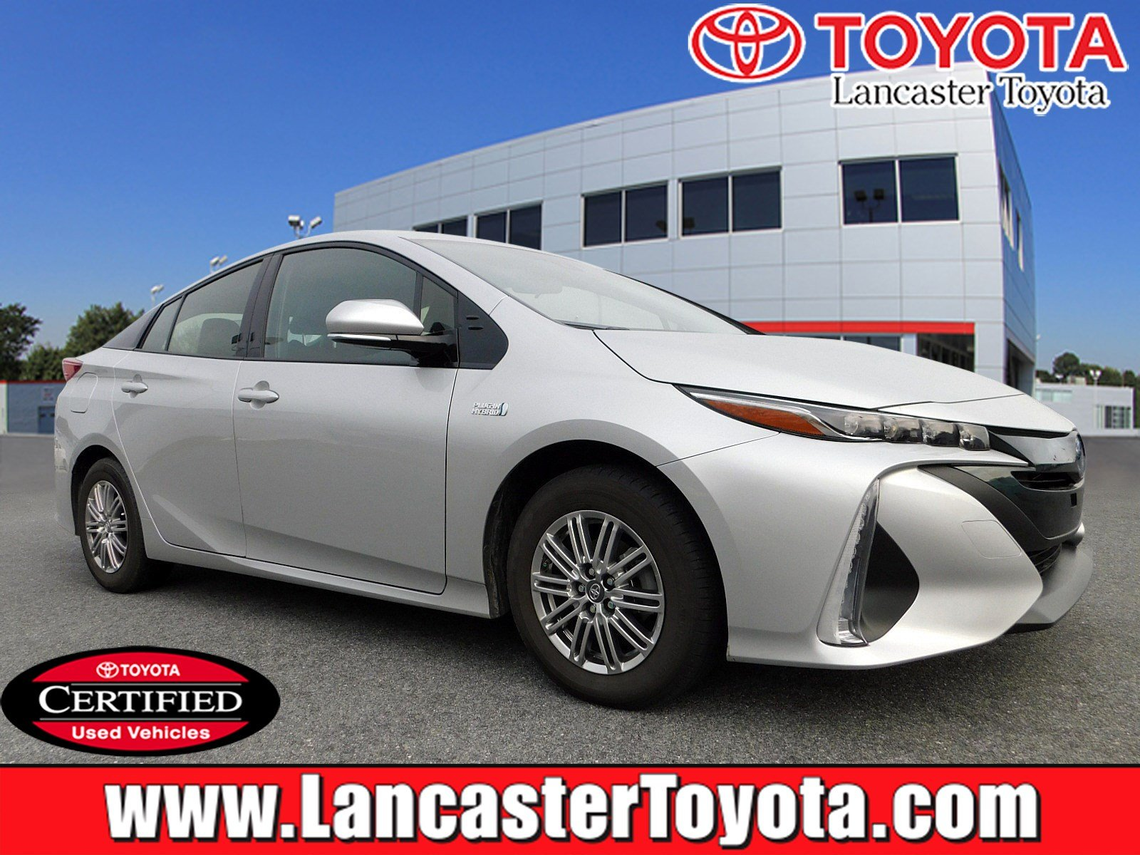 Certified Pre Owned 2018 Toyota Prius Prime Premium Hatchback In