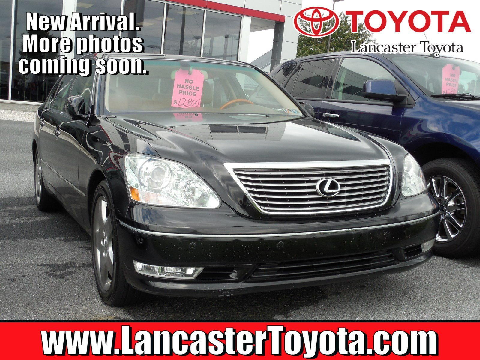 Pre Owned 2006 Lexus LS 430 4DR SDN AT