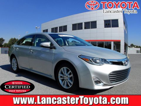 Certified Pre-Owned 2014 Toyota Avalon XLE Premium
